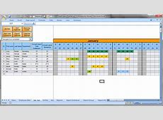 Anual Leave Planner Template Manage Staff Leave with this