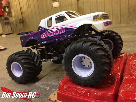 new monster truck videos jconcepts shows off new ford bodies and firestorm monster