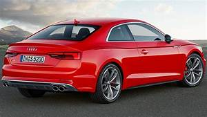 2017 Audi A5 And S5 Coupes Revealed