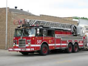 Chicago Fire Department Trucks