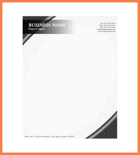 editable letterhead templates company letterhead