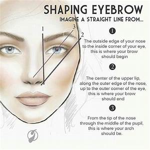 Guidelines On How To Perfectly Shape Your Eyebrows
