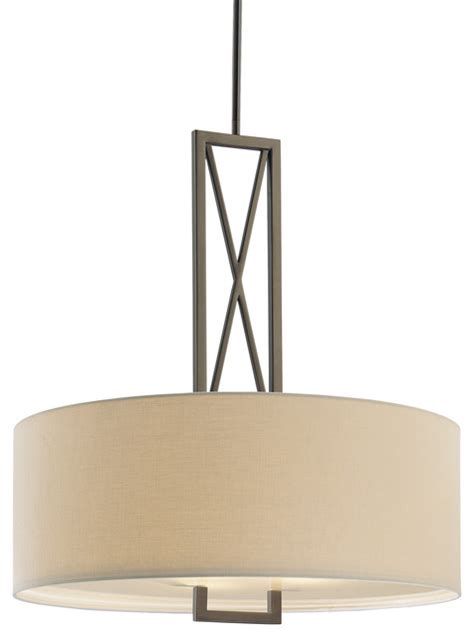 drum pendant for kitchen table modern lighting