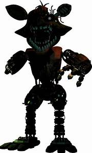 Phantom Foxy | Wiki Freddy Fazbear's Pizza | FANDOM ...