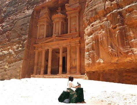 Lost City Of Stone Petra Jordan Didomenico Design