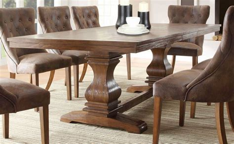 rustic dining room table for 15 collection of rustic dining table 9263