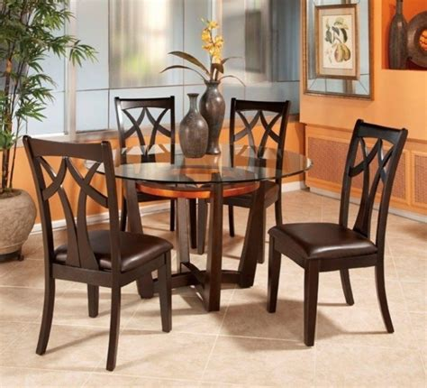 Elegant Dining Table 4 Chairs Dining Room Sets Walmart Sl