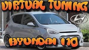 Hyundai I10 Tuning : virtual tuning hyundai i10 transformation youtube ~ Jslefanu.com Haus und Dekorationen