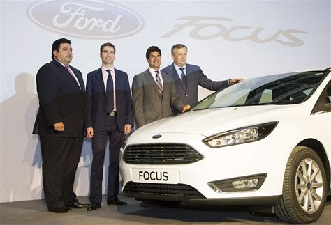 Ford Focus Plant by Ford Sollers Starts Production Of The New Ford Focus At