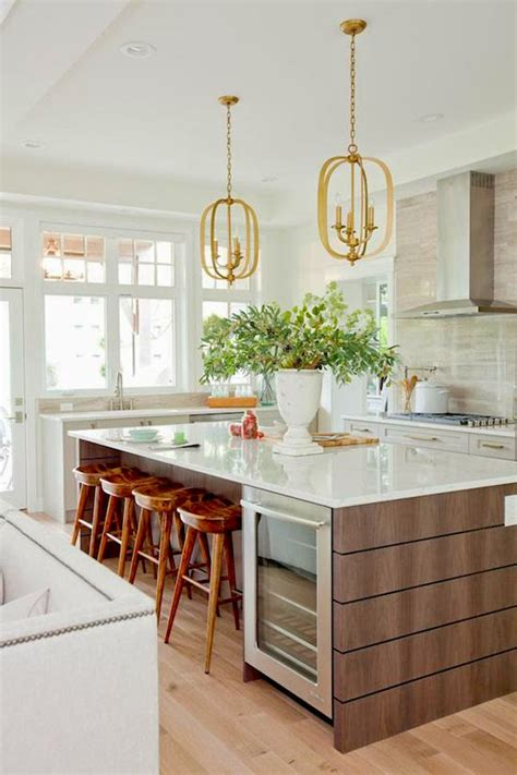awesome color schemes   modern kitchen