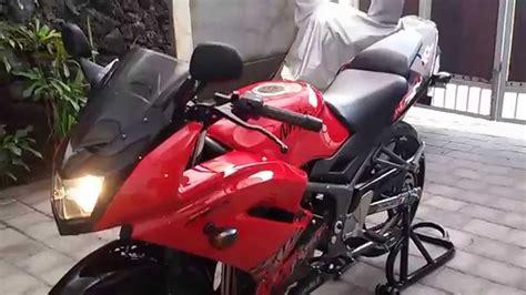 Modifikasi Rr Kips by Kawasaki 150 Rr Kips 2013