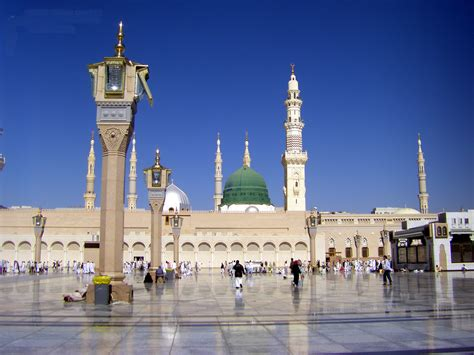 Wallpaper Prophet Mosque beautiful masjid nabvi picture http wallpapers ae