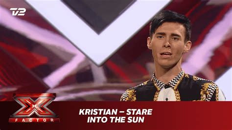 X Factor 2019 Auditions by Kristian Synger Stare Into The Sun Graffiti6