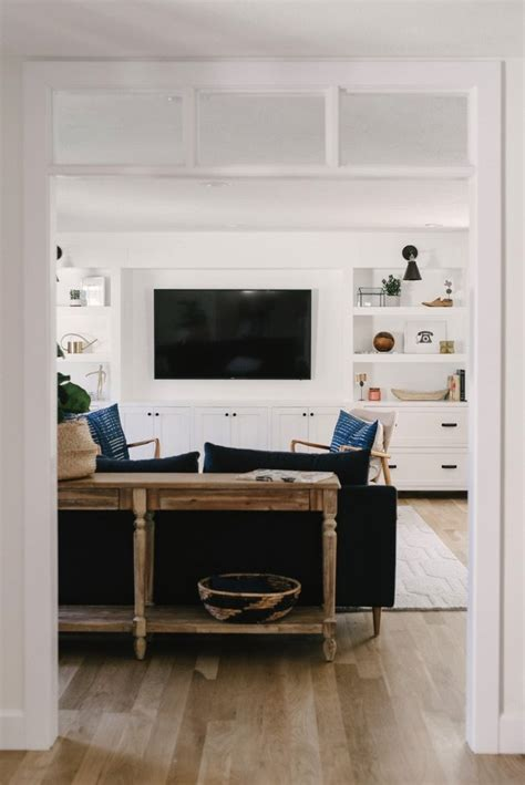 Decorating Ideas Tv Room by Decorating With A Television In The Living Room The