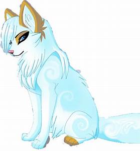 The gallery for --> White Anime Wolf Pup