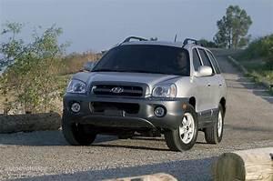 Diagram Hyundai Santa Fe 2004