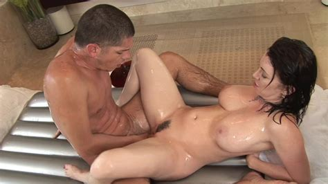 Soapy Massage With A Busty Milf Xbabe Video