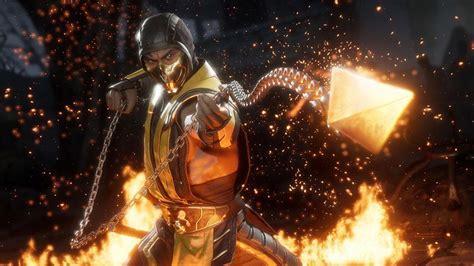 Mortal Kombat 11 Live Gameplay Reveal
