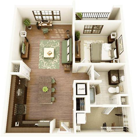 gambar desain rumah sederhana satu kamar contoh