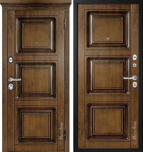 Augstas kvalitātes un drošības pakāpes metāla durvis ...