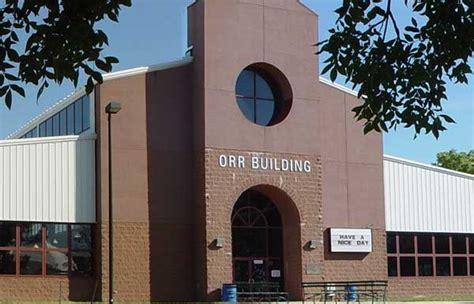 orr building illinois state fairgrounds