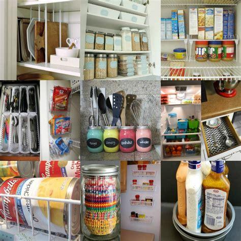 Kitchen Organization Dollar Store by Dollar Store Kitchen Organization Ideas 20 Clever Ideas