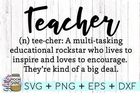 teacher definition sofontsy