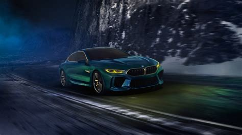 Bmw 4 Series Coupe 4k Wallpapers by 2018 Bmw Concept M8 Gran Coupe 4k 9 Wallpaper Hd Car