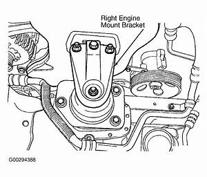 2005 Suzuki Forenza Serpentine Belt Routing And Timing