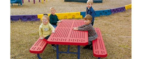 28001 tuffclad series preschool picnic table gametime 447 | 28001 TuffClad Preschool Picnic Table 2 6522 1478555412 bd4c35a8990eb75e36f330d1c1abad75