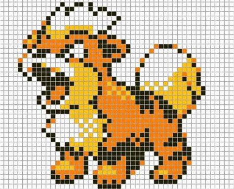 Pokemon Pixel Template Erieairfair
