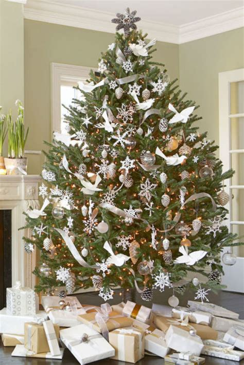 decorated christmas tree ideas pictures  christmas