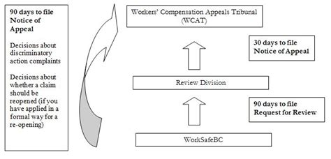 appeals to the workers compensation appeal tribunal wcat