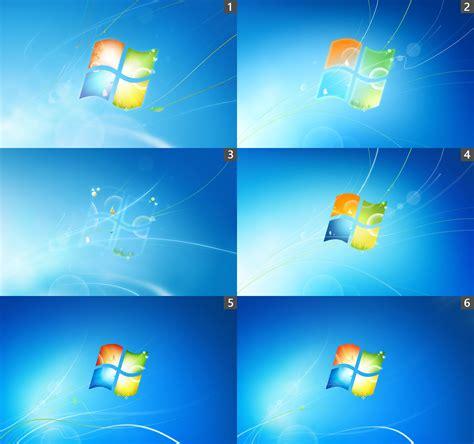 Die Standard-wallpaper Von Windows