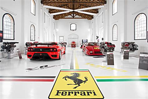 enzo ferrari museum ferrari and pavarotti come together at modena 39 s enzo