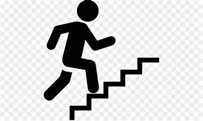 Stairs Climbing Stair Clipart Subir Escaleras Climb