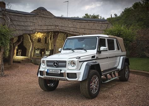 We may earn money from the links on this page. 2018 Mercedes‑Maybach G 650 Landaule - GwagenParts.com ...