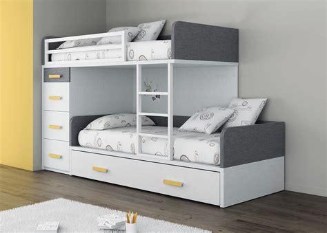 lits superposes pas cher lit superpose en bois pas cher mzaol