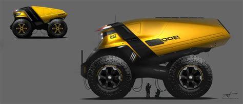 artstation caterpillar carrier truck arthur martins concept trucks artworks