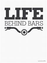 Bars Behind Motorcycle Redbubble Catcatcatlife Lover sketch template