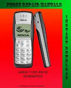 Nokia 1100  2300 Schematics