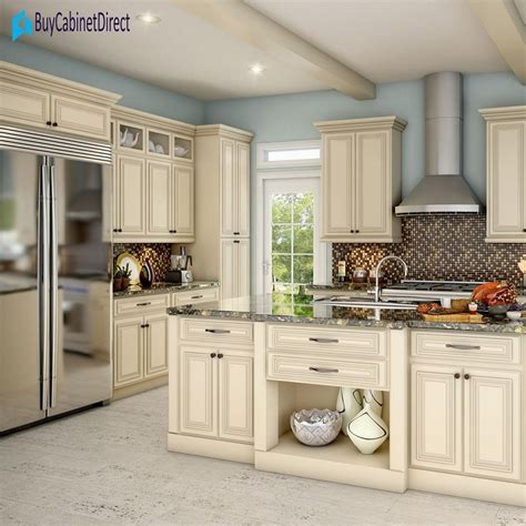 1000+ Ideas About Cream Kitchen Cabinets On Pinterest
