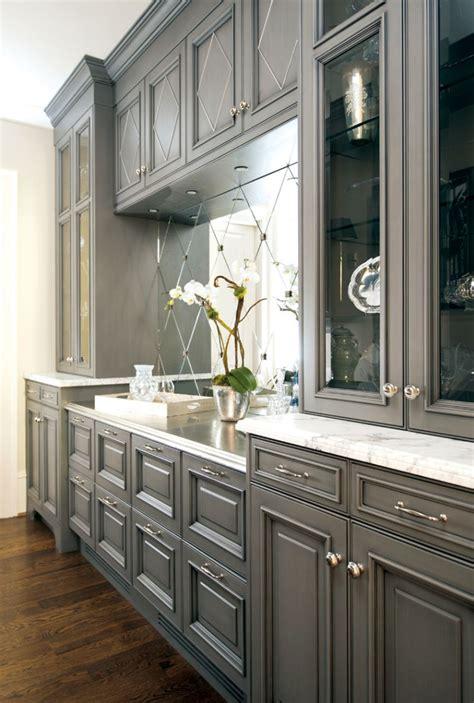superb gray kitchen cabinet designs