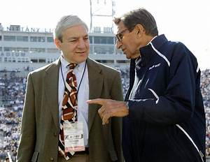 Penn State Coach Joe Paterno Is Fired - The New York Times