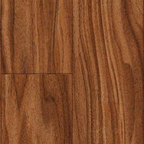 home depot flooring trafficmaster trafficmaster creek walnut laminate flooring 5 in x 7 in take home sle tm 762425