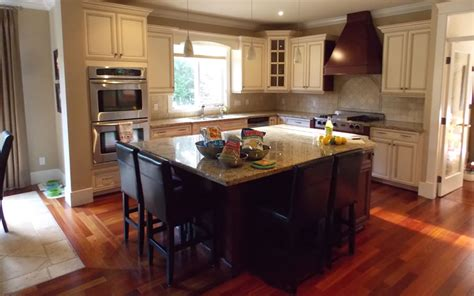 vancouver kitchen island kitchen island extensions vancouver royal spray finishes 3118