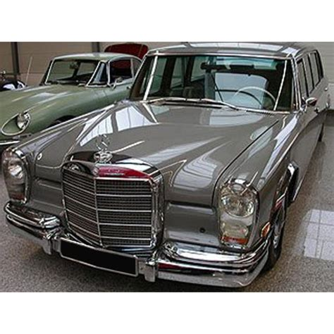 Location auto retro collection - mercedes 600 limousine ...