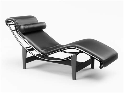 chaise original max chaise lounge le corbusier