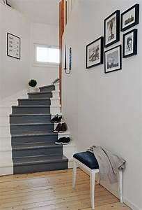 Repeindre Escalier En Bois : comment repeindre un escalier bricobistro ~ Dailycaller-alerts.com Idées de Décoration