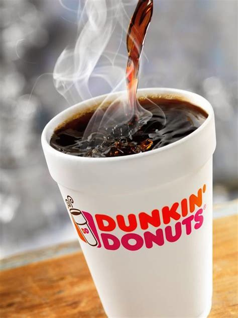 Dunkin donuts ice coffee ornament 2020 handmade w/ love retired dd what are you drinkin? Company News in Egypt: Dunkin' Donuts sells 1.8 Billion cups of coffee annually